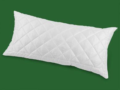 Kopfkissen Merino Wolle 60x80 Schlafkissen Baumwollsatin
