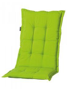 Liegenauflage XXL Auflage XXL Sonnenliege Polsterauflage 8cm grün