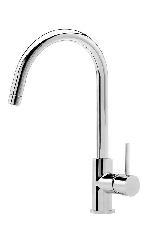 Hochwertige Küchenarmatur extra hoch Wasserhahn Einhebelmischer Küche  001