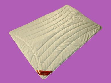 Kamelhaar Sommer Bettdecke 155x200 Steppbett Natur Komfortgröße extra leicht