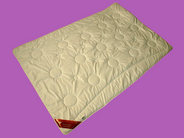 Sommer Bettdecke Merinowolle 155x220 Steppbett Sommerbett leicht