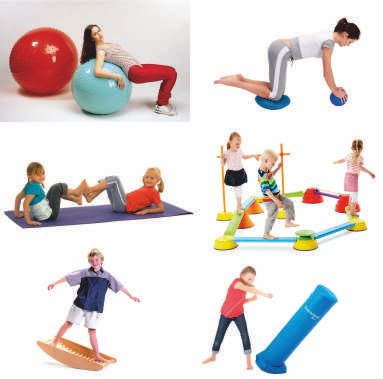 Gymnastik & Sport
