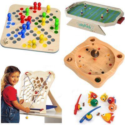 Spiele und Lernspiele