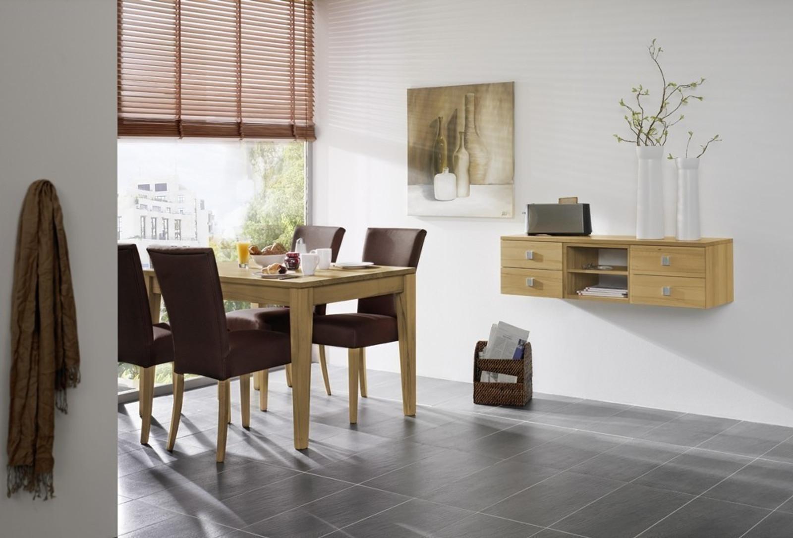 Wundervoll Esstisch / Tisch Piccolino Mit Stollenauszug, Der Esstisch Für  Kleine Räume, Vergrößerbar Mit