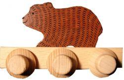Drewa-Stapfer Germany Laufteil - Dschungeltier Bär - für Kinder ab 3 Jahren