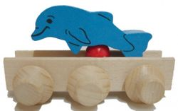 Drewa-Stapfer Germany Laufteil - Delphin - für Kinder ab 3 Jahren