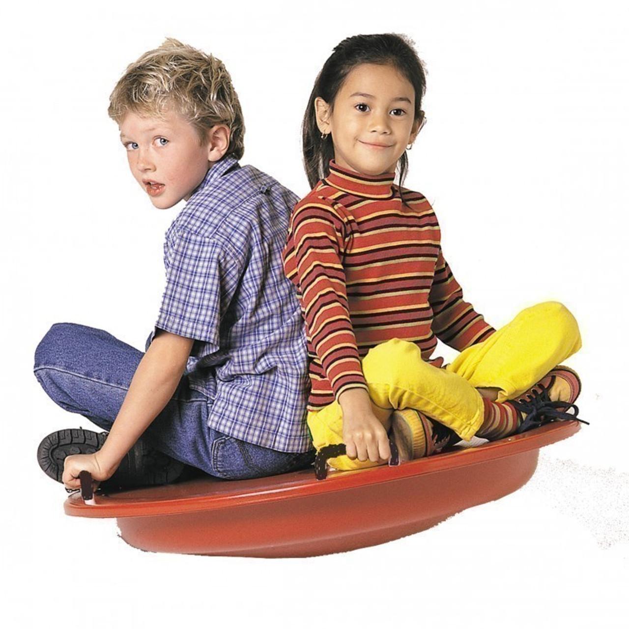balancing board rot von gonge f r 1 bis 2 kinder ab 3. Black Bedroom Furniture Sets. Home Design Ideas