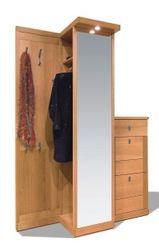Garderobe Kantatus für den modernen Flur, Eiche massiv