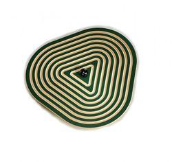 Wandkreisel Triangel mit Wandhalterung aus MDF-Holz!