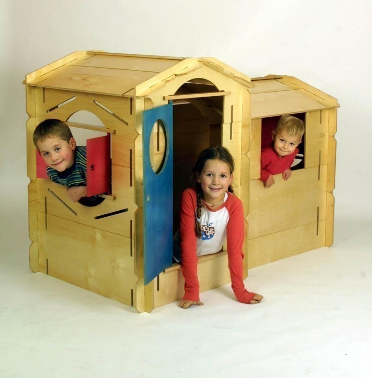 bauka erweiterungs set anbau 2 zimmer kinderm bel. Black Bedroom Furniture Sets. Home Design Ideas