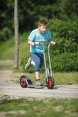 VIKING Explorer StarScooter / Roller (Alter: 8-12 Jahre / Lenkerhöhe: 93 cm / Länge: 123 cm / Breite: 47 cm) von Winther