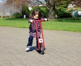 JAALINUS Roller / Lenkerhöhe 76 cm / Länge: 101 cm / max. Belastbarkeit: 20 kg / Alter: 3-5 Jahre