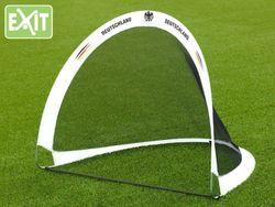 EXIT FLEXX POP-UP GOAL Fußballtor Deutschland 40.49.01.00 / Falttor / Maße: 120 x 87 x 90 cm / Gewicht: 500g / Soccer Goal