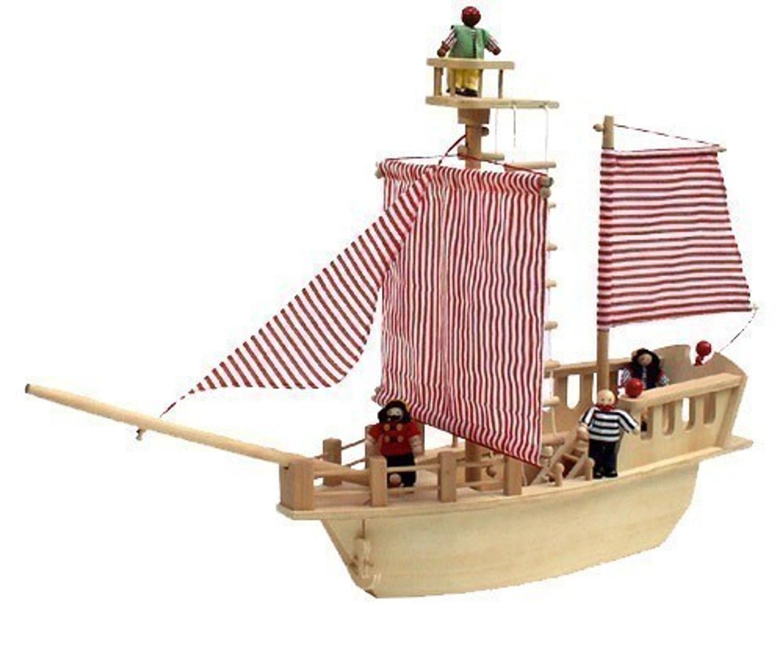 Sonstige Spielwelt Piratenschiff