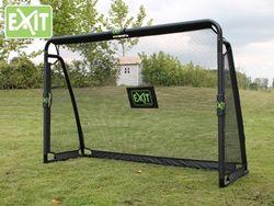 EXIT Maestro Goal 41.03.10.00 / Maestro Fußballtor inkl. Torwand / Maße: 180cm x 120cm x 60cm / Tor-Gewicht: 17 kg