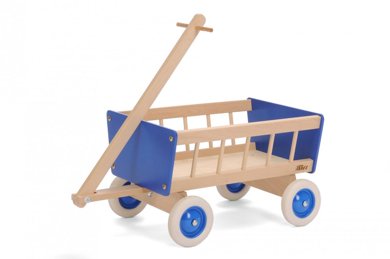 bollerwagen aus holz hergestellt in deutschland ma e. Black Bedroom Furniture Sets. Home Design Ideas