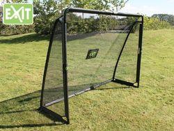 EXIT Coppa Goal 41.05.10.00 / Coppa Fußballtor inkl. Torwand / Maße: 220cm x 170cm x 80cm / Gewicht: 22 kg