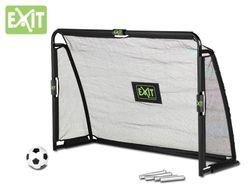 2 Stück EXIT Maestro Goal 41.03.10.00 / Maestro Fußballtore inkl. Torwand / Maße: 180cm x 120cm x 60cm / Tor-Gewicht: 17 kg