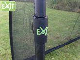 2 Stück EXIT Finta Goal 41.07.10.00 / Finta Fußballtor inkl. Torwand / Maße: 300cm x 200cm x 90cm / Tor-Gewicht: 31 kg