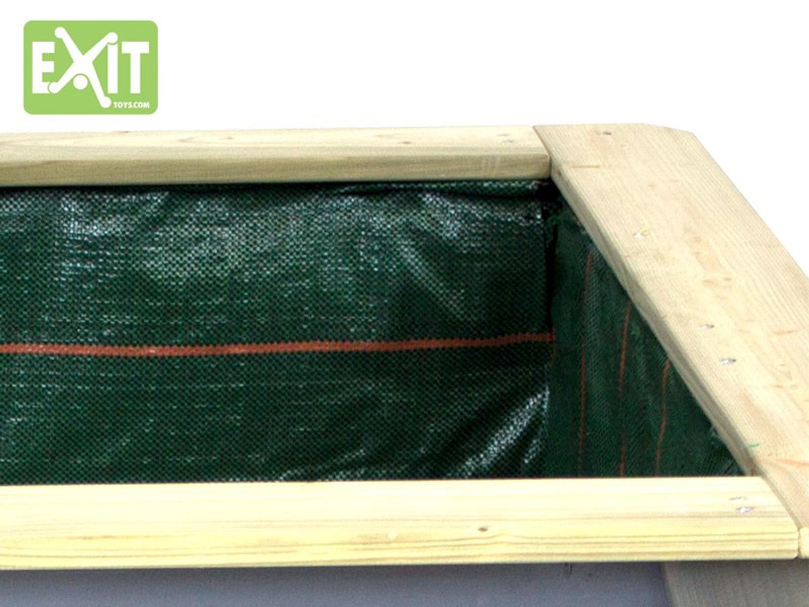 Exit Aksent Hochbeet L Material Nordisches Fichtenholz Masse 93