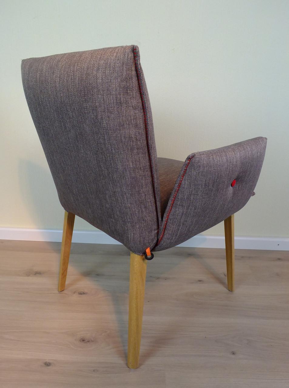 Stuhl und sessel soda vollpolster stuhl modern ein for Sessel stuhl
