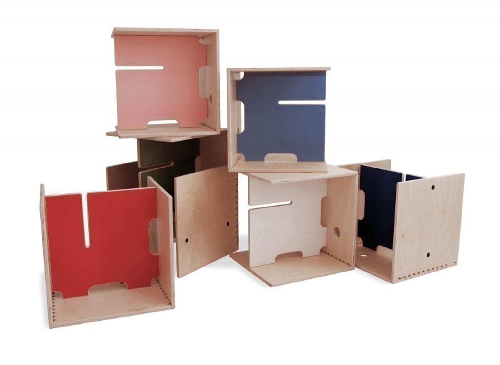 Maxinthebox Kindermöbel Set Von Perludi Design Als Tisch Hocker
