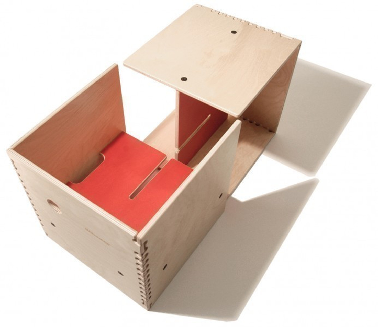 Maxinthebox kinderm bel set von perludi design als tisch for Design kindermobel