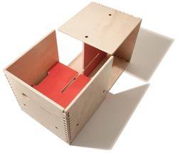 MAXintheBOX® Kindermöbel-Set von perludi Design als Tisch Hocker Stuhl Regal Sitzwürfel verwendbar  Hergestellt in Deutschland - diverse Farben