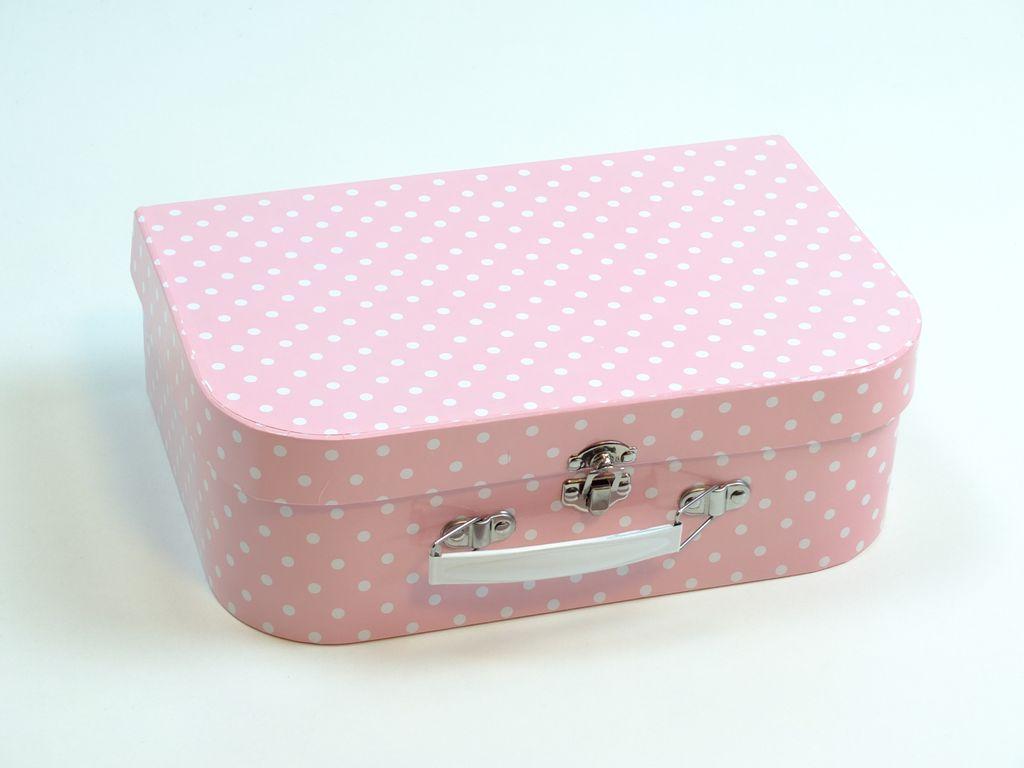 tee set aus metall im praktischen koffer farbe pink mit. Black Bedroom Furniture Sets. Home Design Ideas