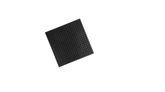 Basisplatte  Modern Look  klein 20 x 20 Noppen 4er Set klein / Maße: 16 x 16 cm / Farbe: weiss, schwarz, rot und transparent