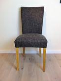 Rastatt  Stühle - 4 Stück / Eiche massiv / gelaugt / 4 Ausstellungsstühle zum Sonderpreis zusammen 1.196,00 €