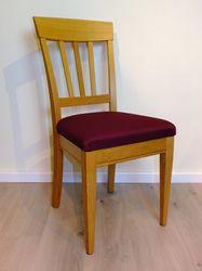 6 x Stuhl   Niebüll  / Eiche massiv / modern/ komplette Ausstellungsgruppe zum Sonderpreis 1.890,00 €