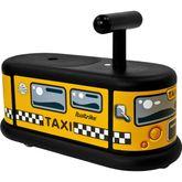 Rutscher Taxi / Rutschfahrzeug ohne Bremse / Maße: 47 x 22 x 19 cm / Material: Kunststoff / für Kinder ab 1 Jahr