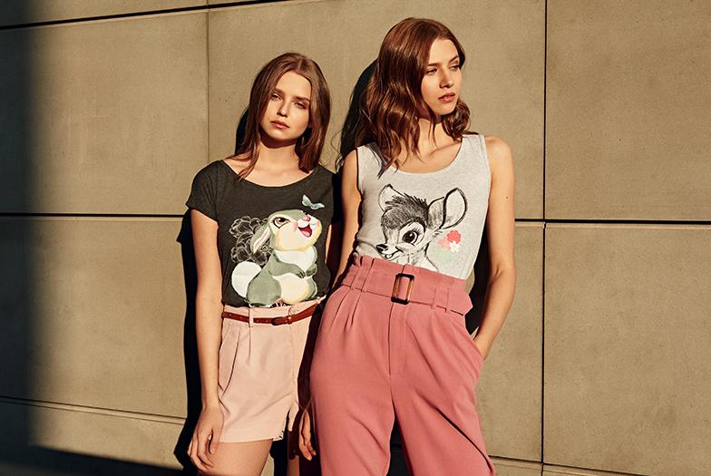 FRIENDS FOREVER Bambi & Klopfer