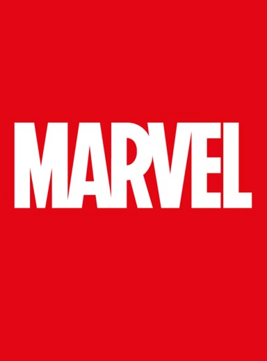 Für Superhelden Marvel