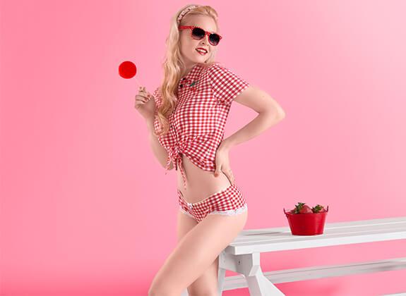 PUSSY DELUXE YUMMY SUMMER PIECES Leckere Modekreationen für dich!