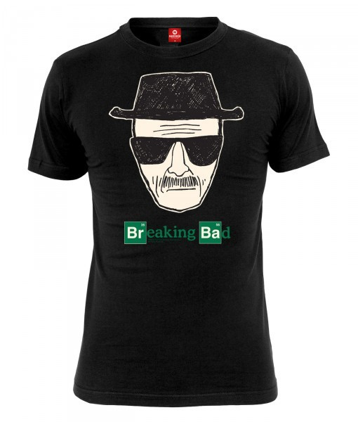 Breaking Bad T-Shirt black