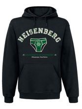 Breaking Bad BB Heisenberg University Hoodie black