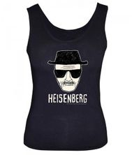Breaking Bad BB Heisenberg Top female black