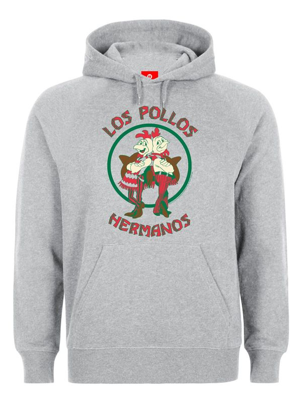 Breaking Bad Los Pollos Hermanos Hooded Sweater, Herren Kapuzenpullover