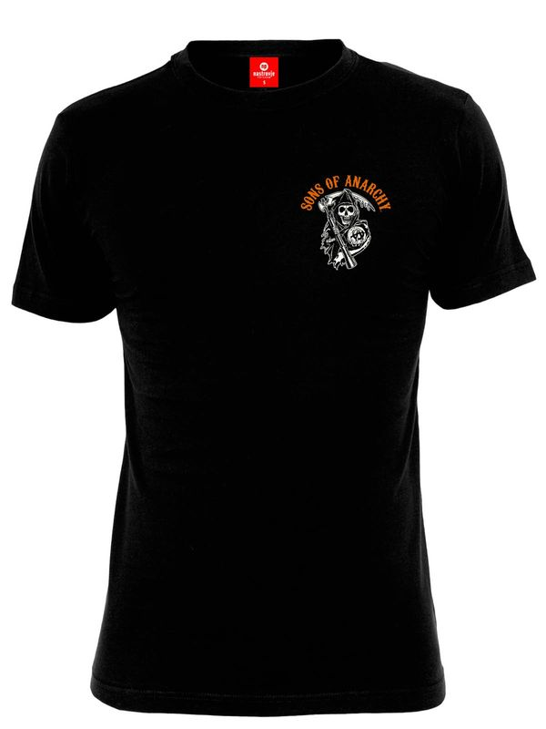 Sons of Anarchy SOA Charming Shirt black – Bild 0