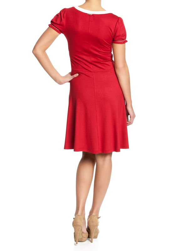 Vive Maria Sweet Ahoi Dress red – Bild 1