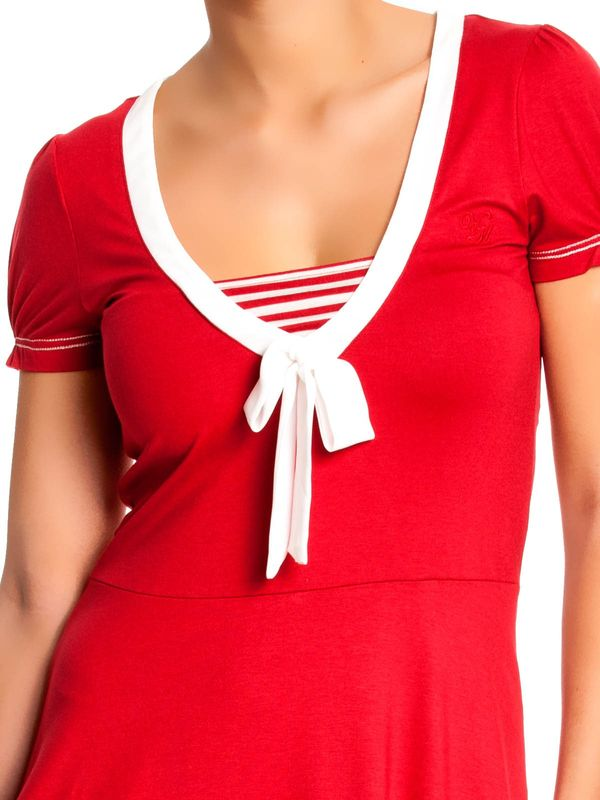 Vive Maria Sweet Ahoi Dress red – Bild 3