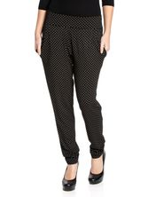 Vive Maria New Sense Forever Pants black allover – Bild 0