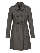 Vive Maria Smart City Coat darkgrey – Bild 0