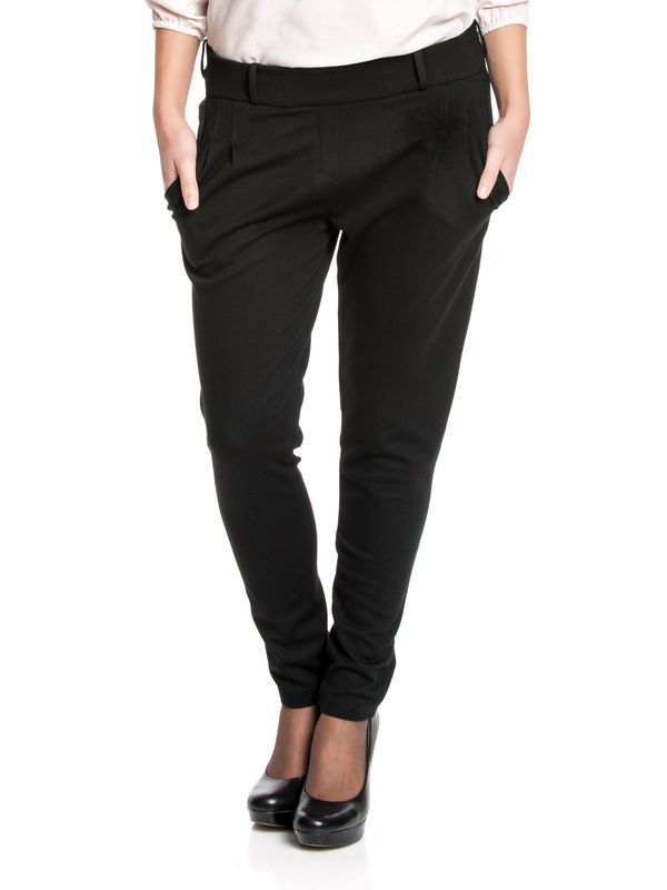 Vive Maria Black Basic Pants black – Bild 1