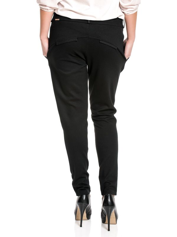 Vive Maria Black Basic Pants black – Bild 2