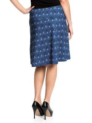 Pussy Deluxe Seahorse Skirt navy – Bild 1