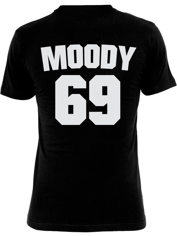 Californication God Hates Us All - Moody 69 T-Shirt black – Bild 1