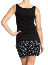 The Nightmare Before Christmas Shining Short Pyjama black – Bild 2